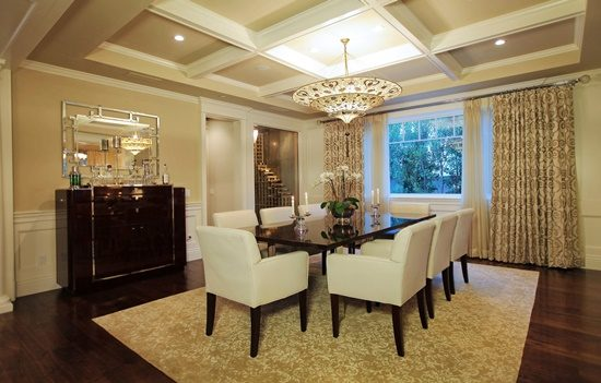 How to get a gorgeous interior design for dining room
