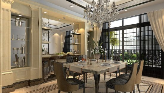 Amazing decorating ideas for dining rooms that inspire 7