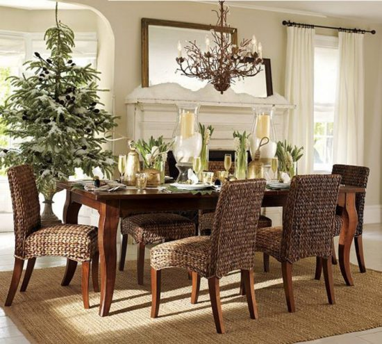Amazing decorating ideas for dining rooms that inspire 9