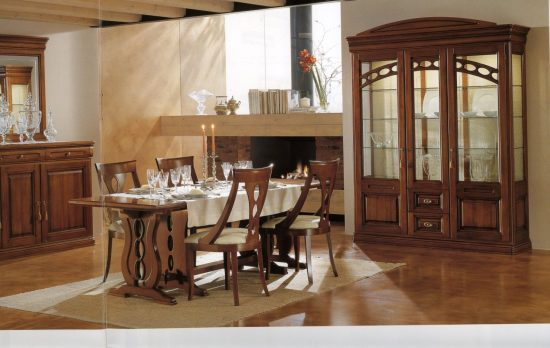 Creative ideas for dining room cabinets