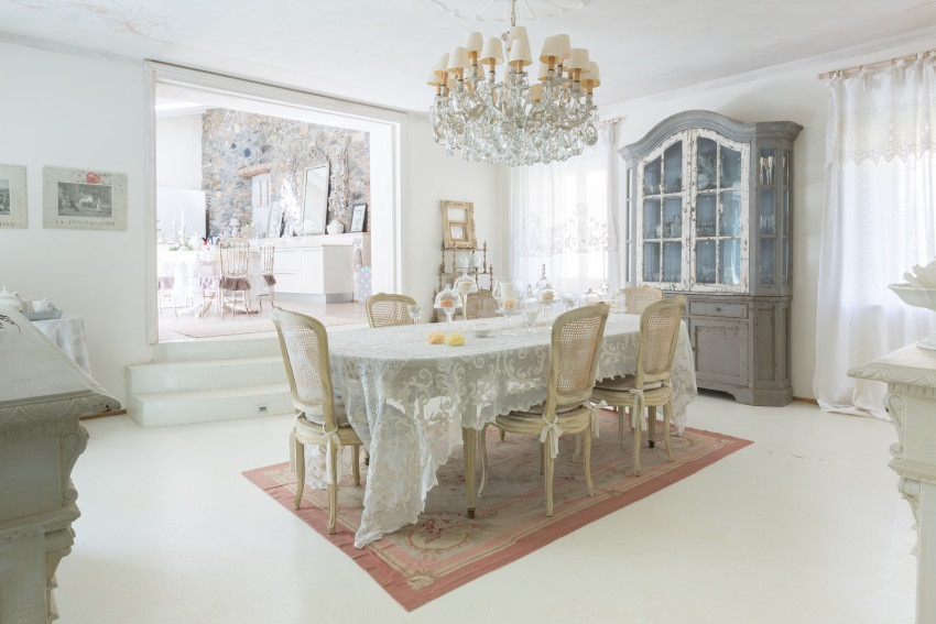 Do you need a shabby chic dining room 1 do you need a - Soggiorni shabby chic ...