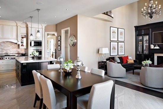 How To Perfectly Decorate A Living Room Dining Room