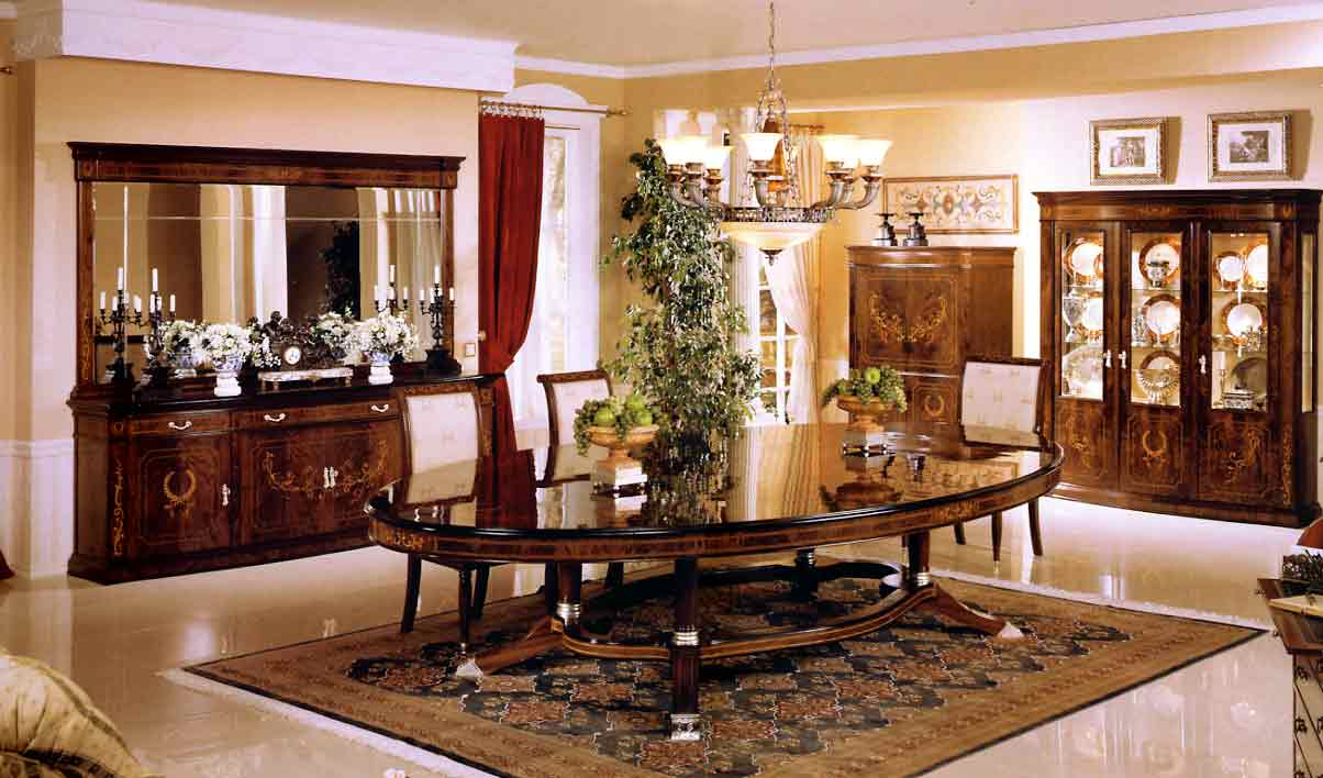 Italian Dining Room and Lounge Furniture sets UK