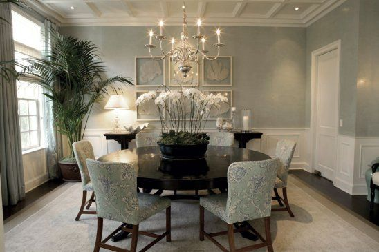 Dining Room Decor Stunning Decoration Photos