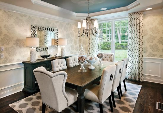 Stunning ideas for dining room decorating