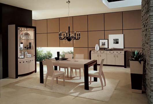 modern contemporary dining room furniture. Stunning ideas for dining room decorating  decor