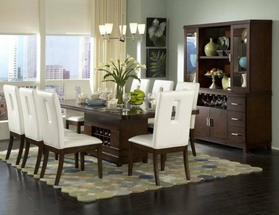 Creative Ways To Decorate A Dining Room Hutch