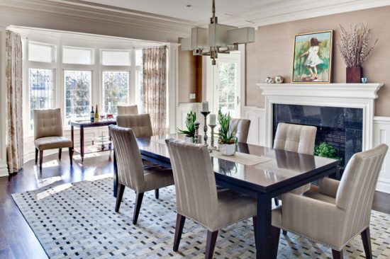 Thank me later Great Ideas for dining room decorating