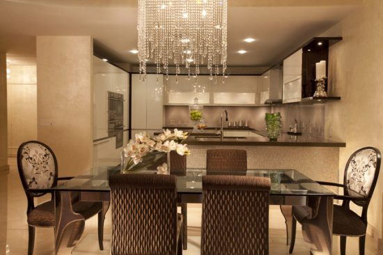 Things you should know about contemporary dining rooms for Designer dining room suites