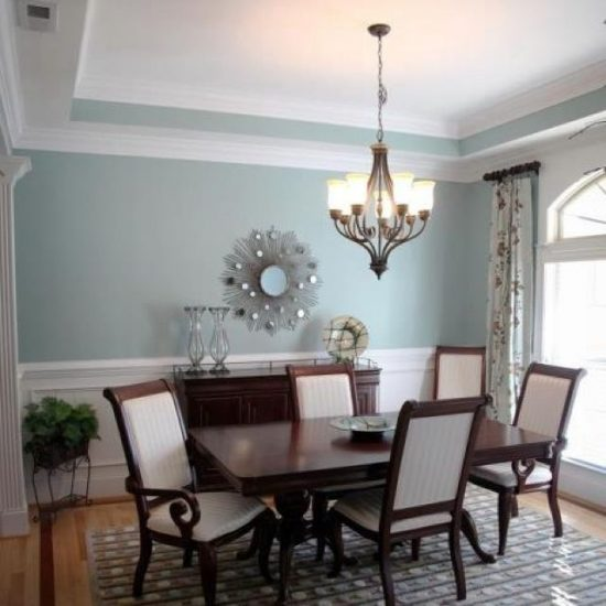 6 ideas to help you to coordinate paint colors in the