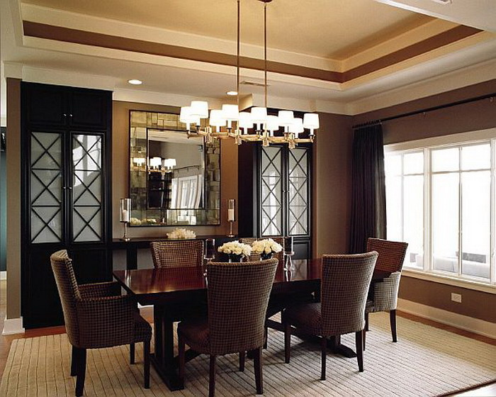 Awesome ideas for designing a small dining room dining for Small dining room images