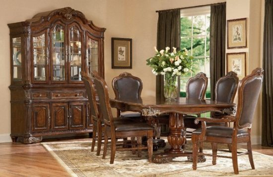 Traditional Dining Room Sets | MyHome Crafter
