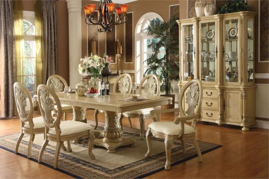 best tips for buying traditional dining room sets - Traditional Dining Room Sets