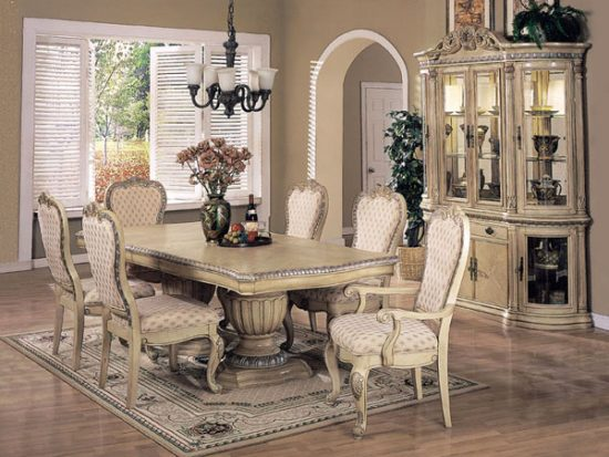 best tips for buying traditional dining room sets - Buying A Dining Room Table
