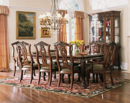 Best Tips for buying traditional Dining Room Sets - dining room sets