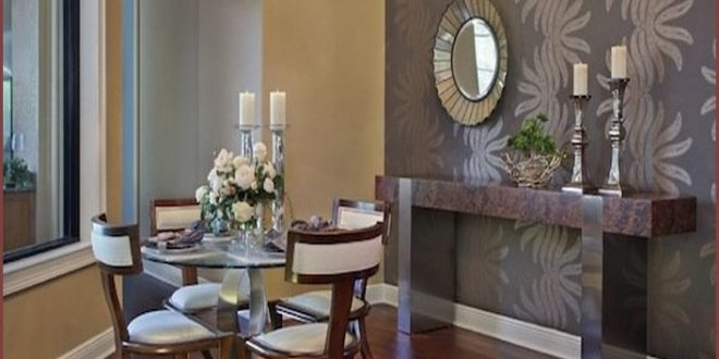 Brilliant Ways for Furnishing Small Dining Areas