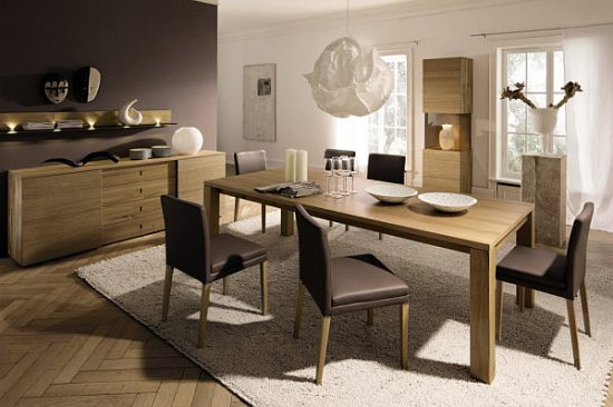 brilliant ways for furnishing small dining areas - dining room ideas