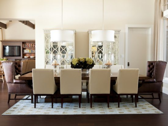 Do you have the right dining room chairs? These ideas and tips will help you answer