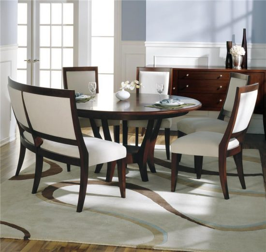 Examples of dining room chair types styles to inspire for Dining room styles 2016