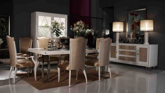 Examples of dining room chair types & styles to inspire ...