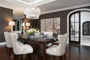 Formal dining room decor – exceed your limits