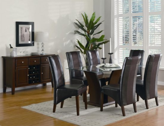 Give your Dining room an Awesome Appearance by Modern Dining Tables