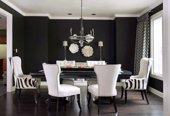 How about getting a new dining table for your living room?