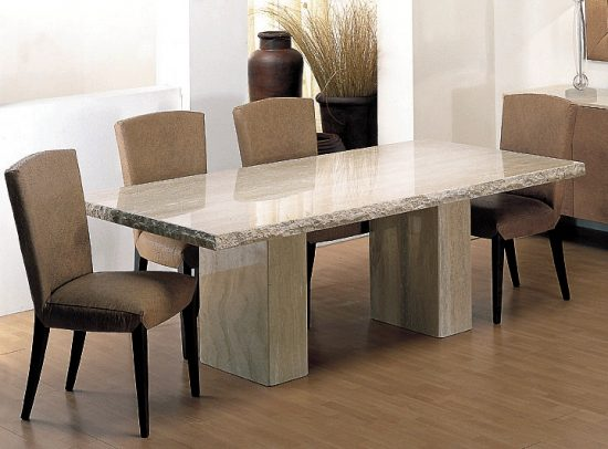 how to maintain the beauty of your marble dining table dining room tables dining table how to. Black Bedroom Furniture Sets. Home Design Ideas