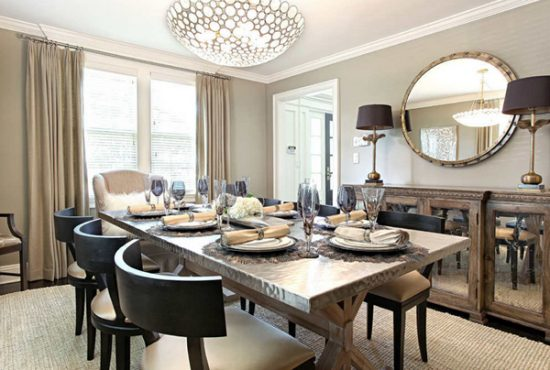 Stunning and stylish dining room buffet ideas