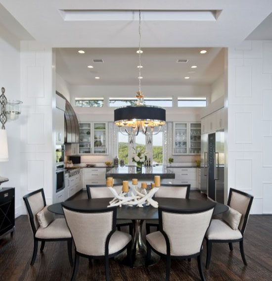 Today's big question: Have you ever tried dining room combo before?