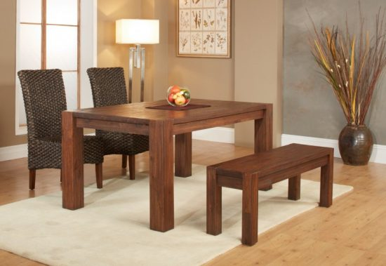 Types and styles of dining room tables that will fall in  : Types and styles of dining room tables that will fall in love with 13 550x379 from diningroomdid.com size 550 x 379 jpeg 32kB