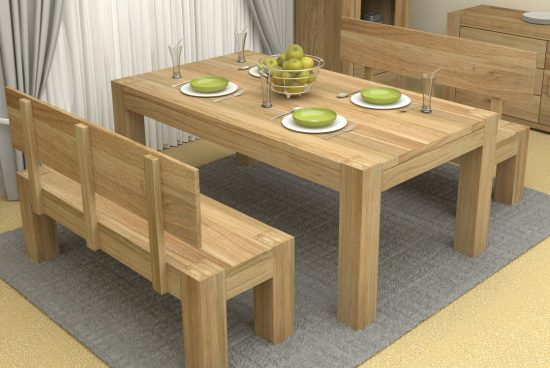 Types and styles of dining room tables that will fall in love with
