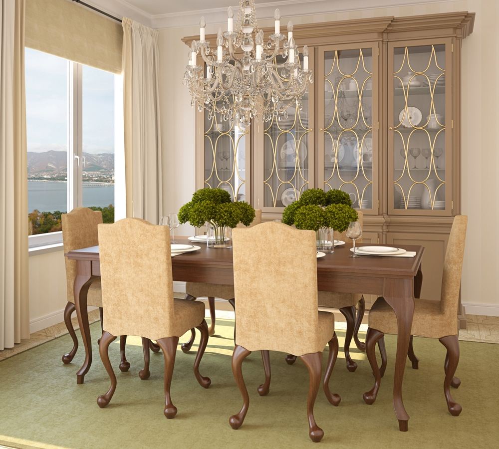 Design dining room table