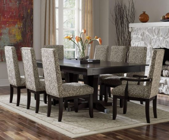 2017 dining chair varieties for incredible dining room look