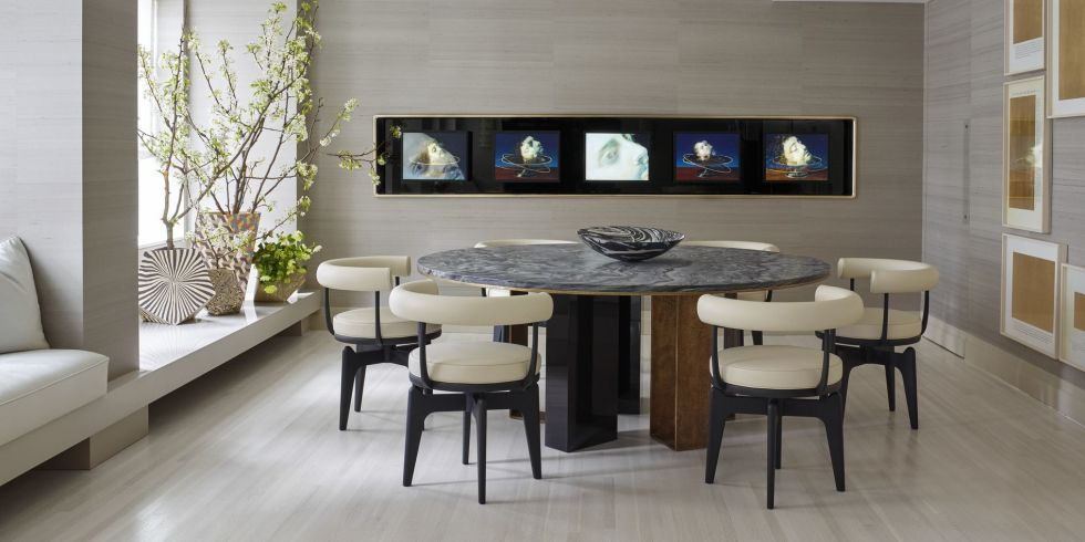 Modern Dining Room Design Table Decor Ideas