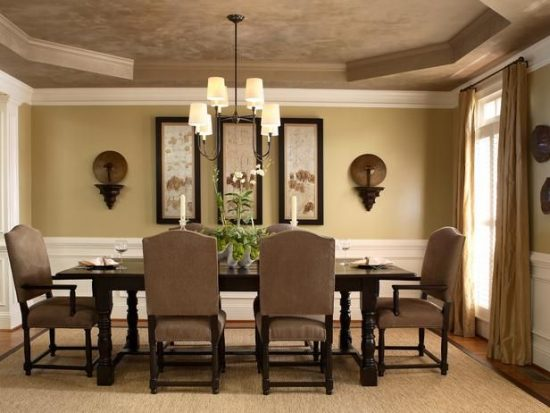 Latest dining room trends latest dining room trends home for Dining room 2017 trends
