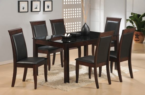 Dining room table; a perfect choice makes a wonderful centerpiece