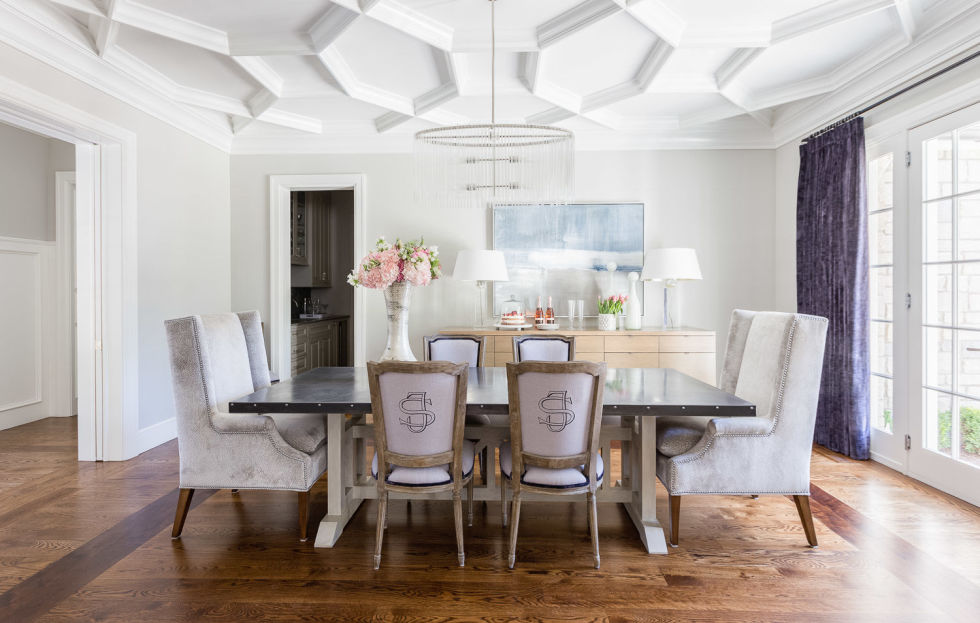 How To Decorate An Interior Dining Room With 2017 Trends!   Dining Room  Decor, How To