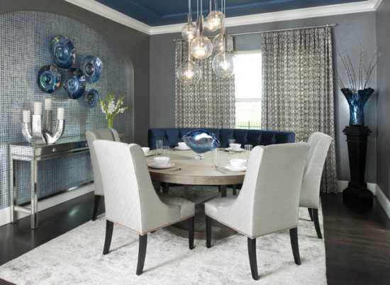 Living Room Furniture Trends 2017 how to decorate an interior dining room with 2017 trends! - dining