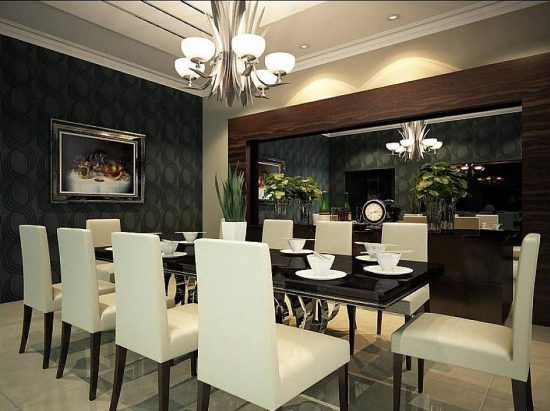 How to decorate an interior dining room with 2017 trends! - dining ...