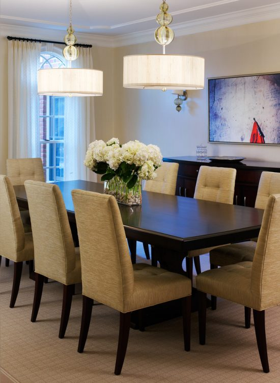 2017 Dining room Tablescape ideas for a gorgeous dining table look