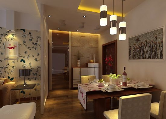2018 concepts for marvelous dining rooms interior for Interior decoration of dining room