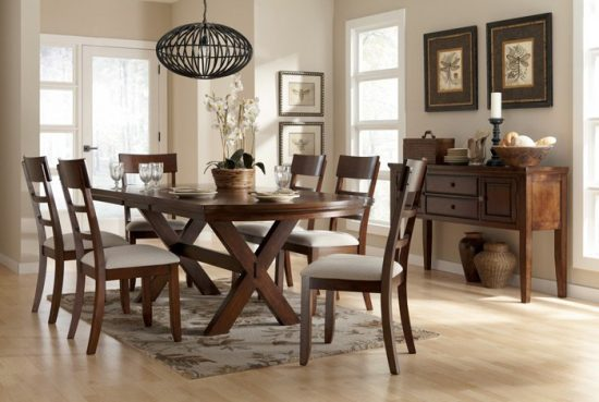 2018 dining table decorating ideas for today s home for K and t dining 98 inc