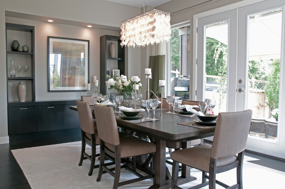 dining room ideas. 23 sleek dining room designs2. dining room