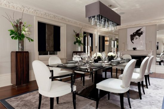 2018 small dining room decorating ideas for a splendid for Formal dining room ideas