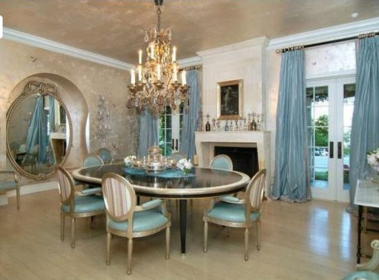 A new look at dining room dining room ideas for Latest dining room designs