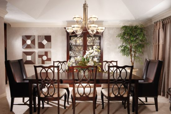 A New look at dining room