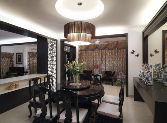 Asian dining room decorating ideas create your own for 12 x 14 room designs