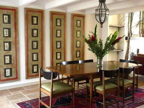 Asian dining room decorating ideas create your own for Asian dining room ideas