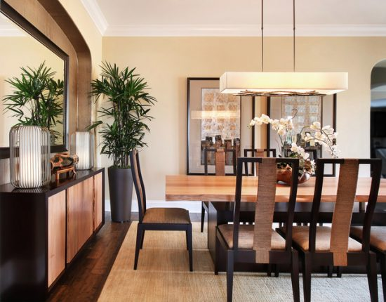 Asian dining room decorating ideas create your own for Japanese dining room decorating ideas